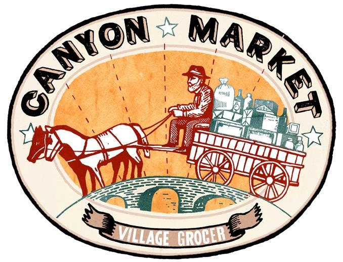Canyon Market - Logo