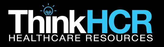 Think Healthcare Resources - Logo