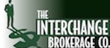 The Interchange Brokerage Company Logo