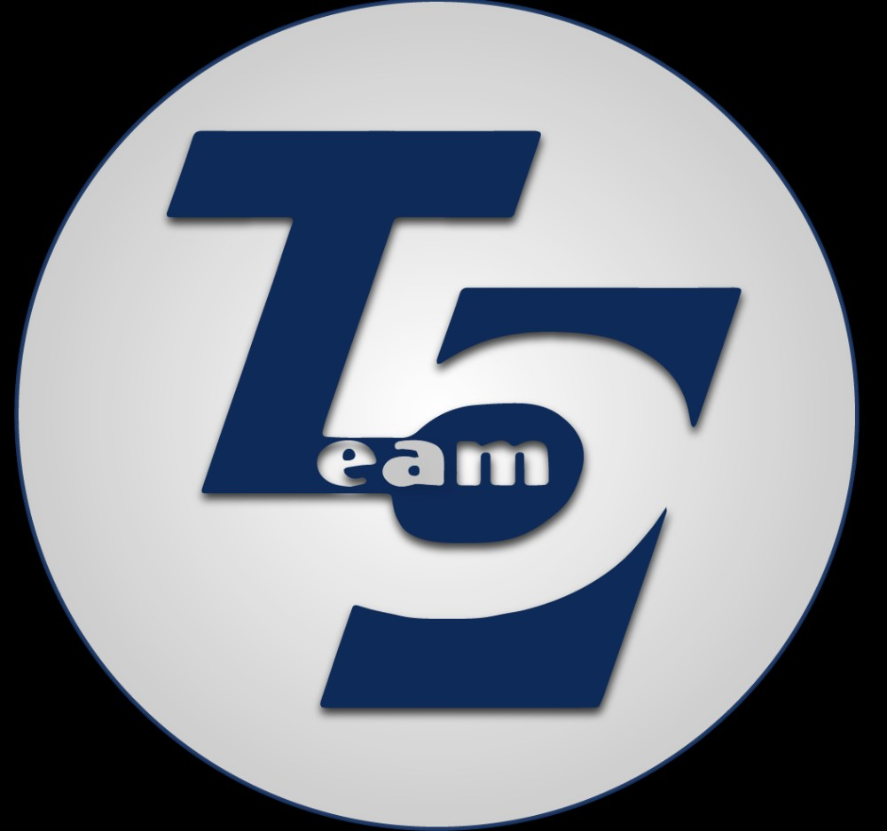 Team Five Inc. Logo