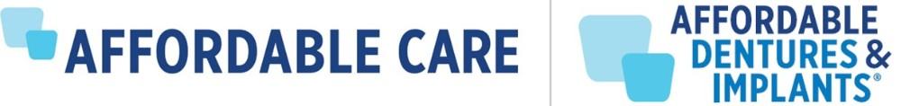 Affordable Dentures - Logo
