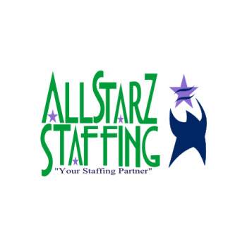 All StarZ Staffing Logo