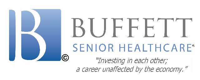 Buffett Senior Healthcare - Logo