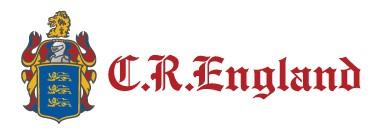 C.R. England - Recent Grads - Logo