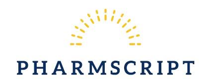 PharmScript - Logo