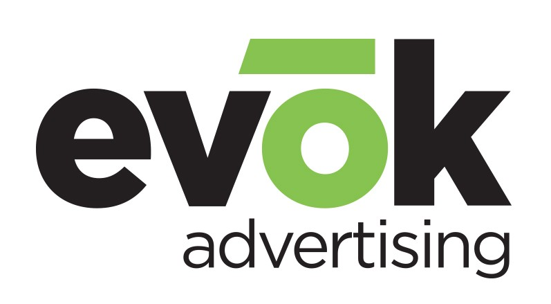 evok advertising - Logo