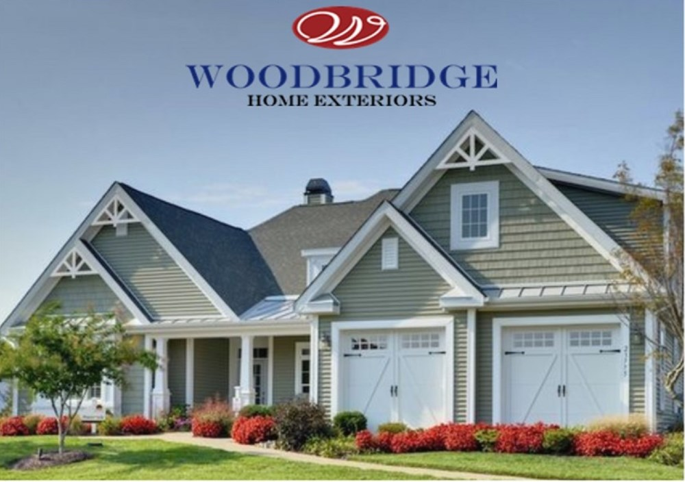 Woodbridge Home Exteriors - Logo