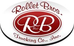 Rollet Bros. Trucking Co. Inc. - Logo