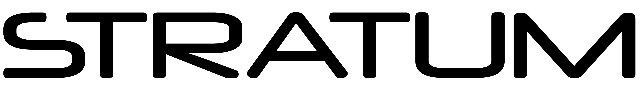 Stratum - Logo