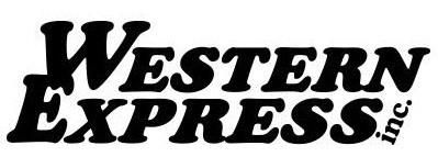 Western Express - Flatbed - Logo