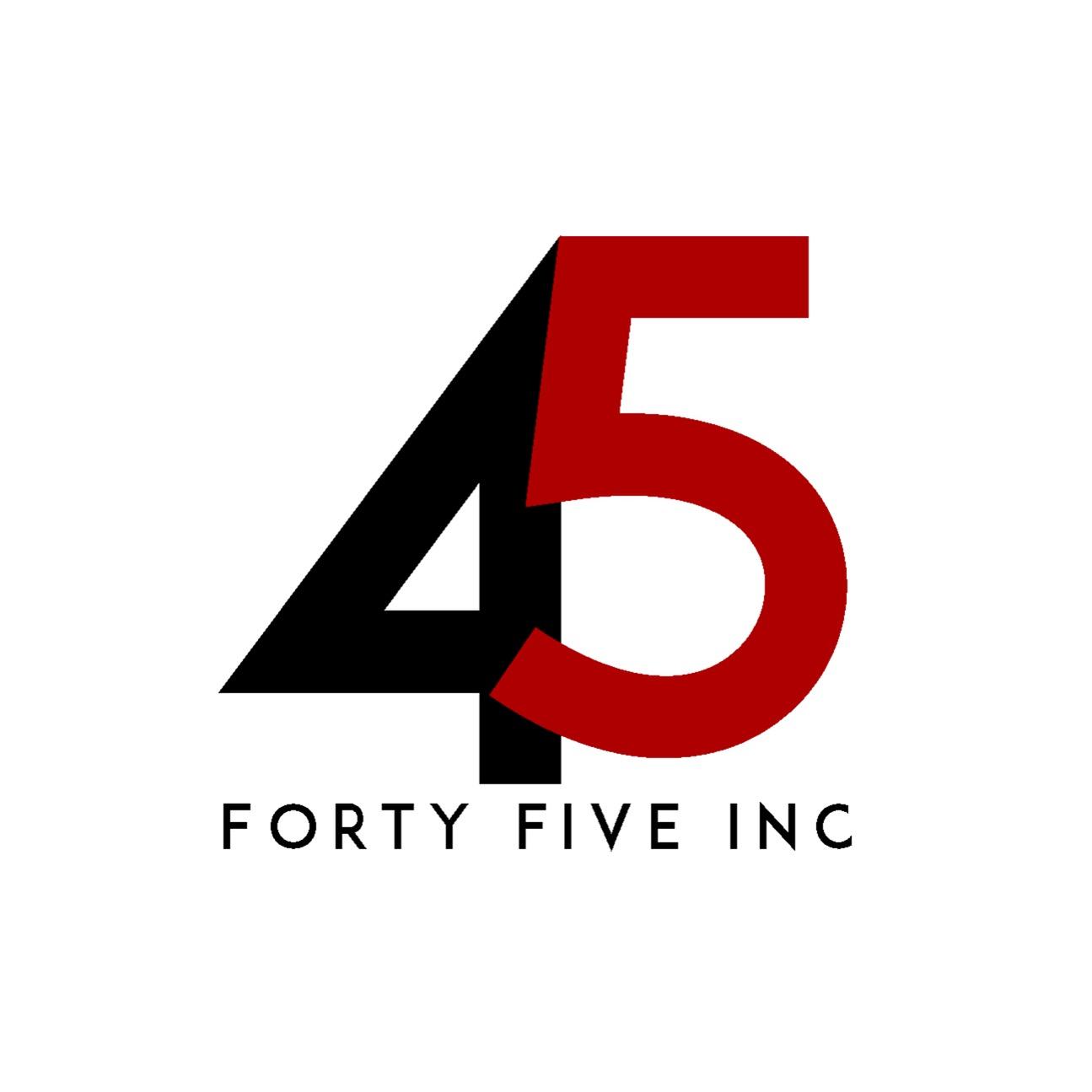 45, Inc. Birmingham - Logo