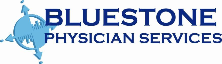 Bluestone Physician Services