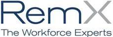 RemX Specialty Staffing - Logo