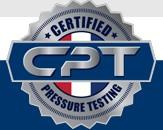 Certified Pressure Testing, LLC - Logo