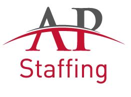 AP Staffing Logo