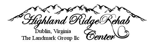 Highland Ridge Rehab Center - Logo