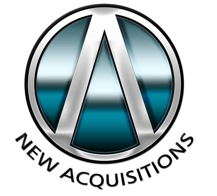 New Acquisitions - Logo