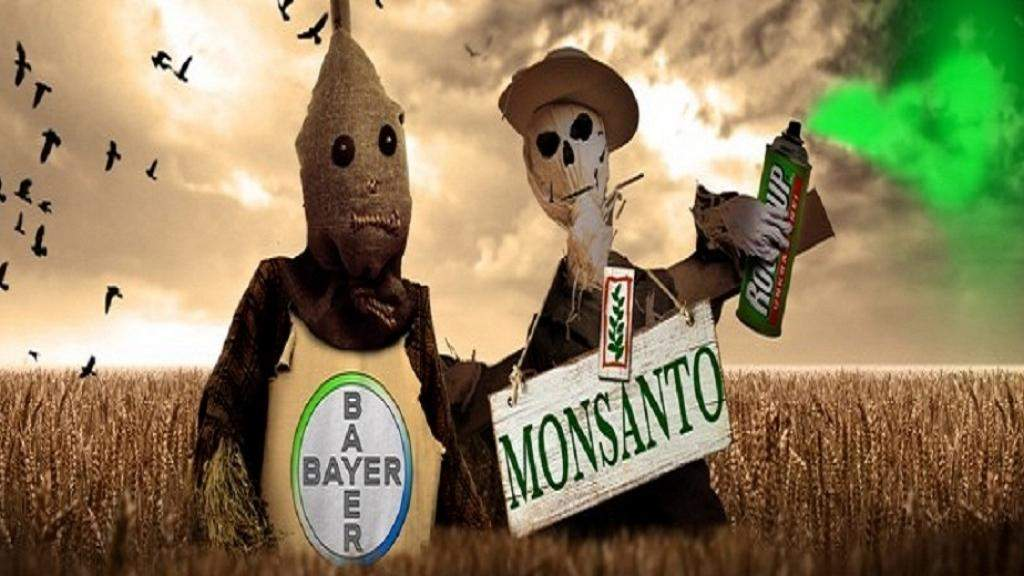 El dominio mundial de Monsanto/Bayer