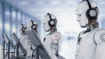 Un robot con inteligencia artificial presentará informativo en TV china