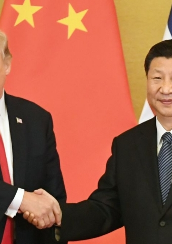 Trump: China no llegará a ser superpotencia bajo mi mandato