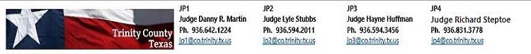 Trinity County JP 1-4