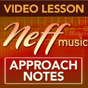 Minor Blues Approach Note Mastery-Lesson 1