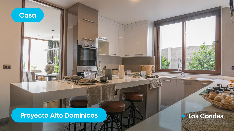 Proyecto Alto Dominicos - Casas - Las Condes