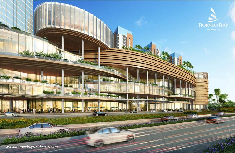 Apartemen Borneo Bay City Di Balikpapan Provinsi