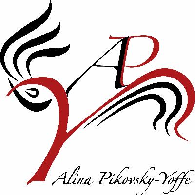 Alina Pikovsky-Yoffe, Graphic/WEB Design Profile Image