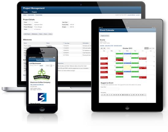 Knack Build Online Databases Web Apps Online Database