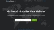 Localizer_home_screen
