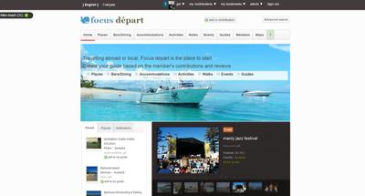 Focusdepart-welcome