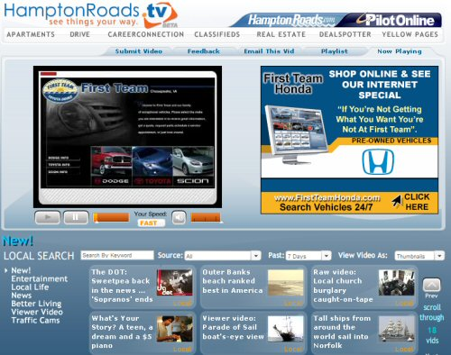 HamptonRoads.tv