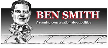 Politico Ben Smith