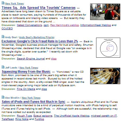 Techmeme New York Times 2