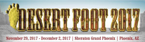 Desert Foot 2017
