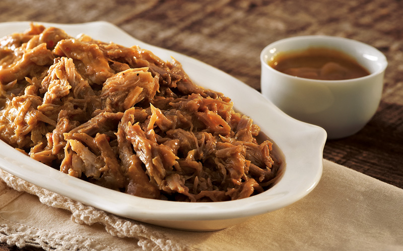 Carolina-Style Pulled Pork