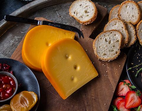 Imported Dutch Aged Gouda Cheese
