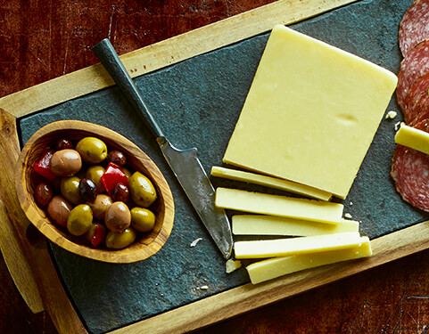 Imported Vintage Cheddar Cheese