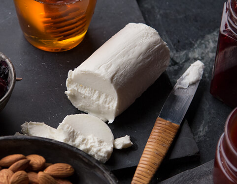 Domestic Goat Cheese