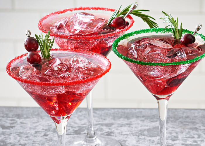 Merry Berry Mocktail