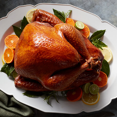 Citrus Herb-Roasted Turkey