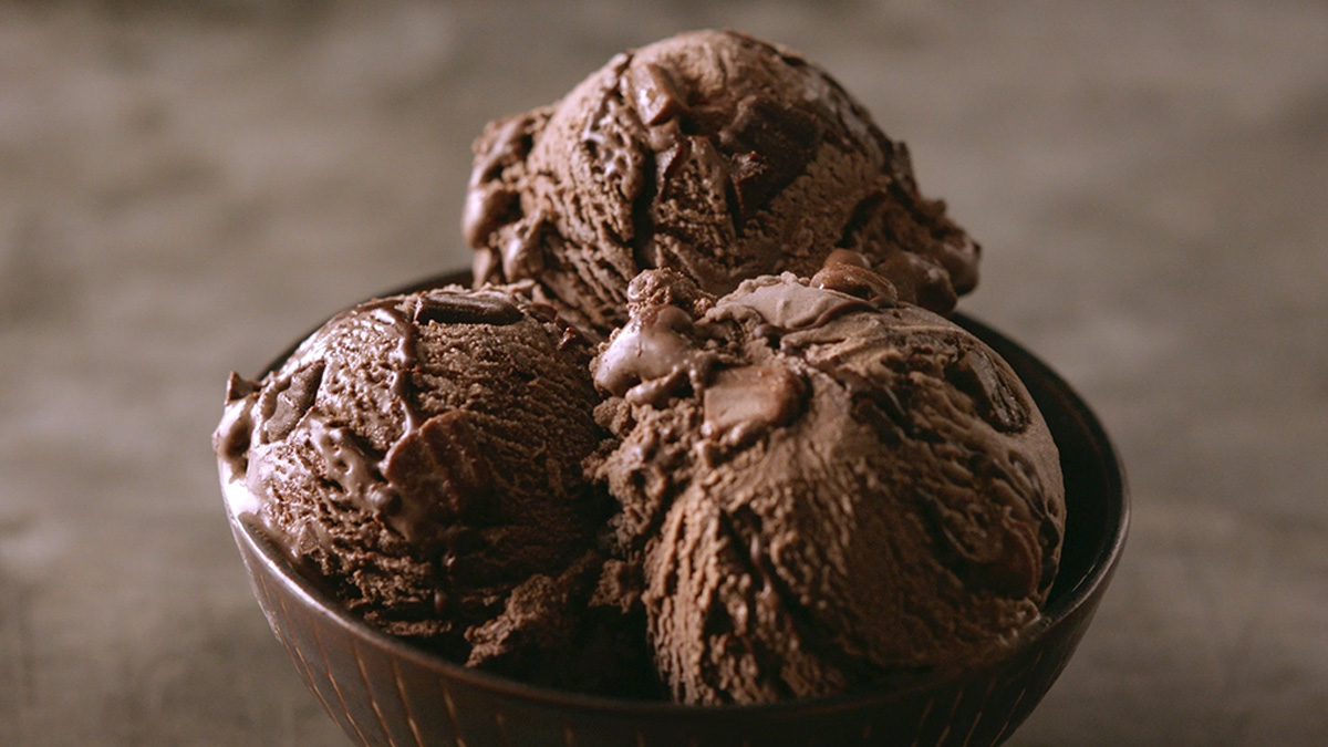GreenWise Organic Chocolate Truffle ice cream from Publix