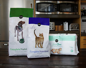 Pets and baby supplies