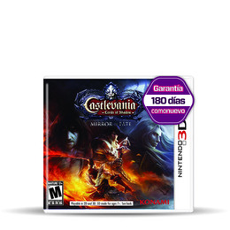 Castlevania Lord of Shadow Mirror or Fate