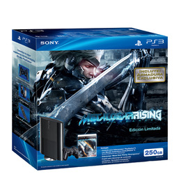 PS3 Metal Gear Rising: Revengeance