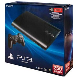 PlayStation 3 Super Slim de 250GB