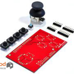 Arduino Joystick Shield Kit