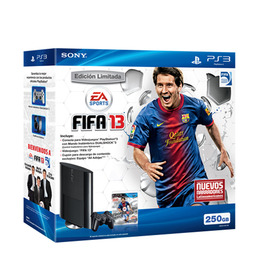 PlayStation 3 Edición Limitada FIFA 2013