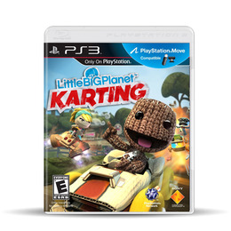Little Big Planet: Karting